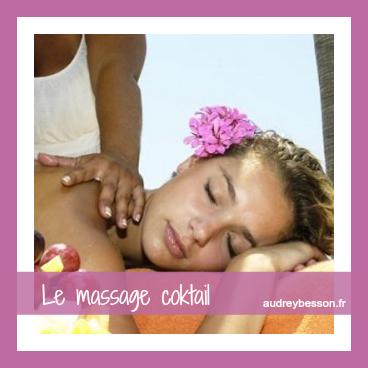 massage coktail
