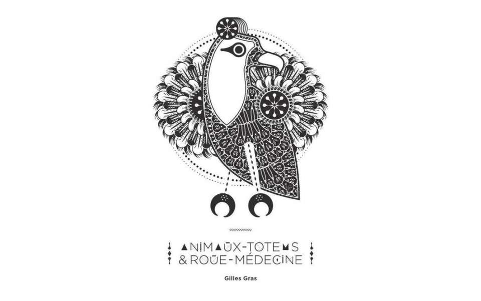 animaux-totems-et-roue-médecine