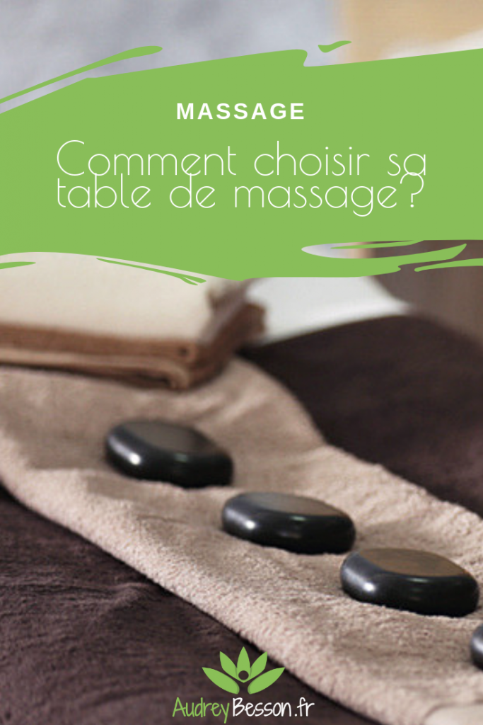 Comment Choisir Ta Table De Massage Pinterest