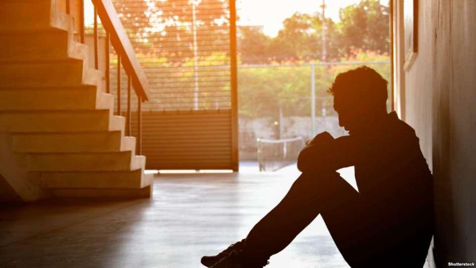 dépression pourquoi image triste souffrance pein suffered