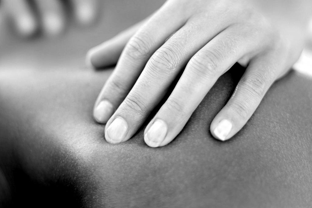 Le traitement le dos arraché