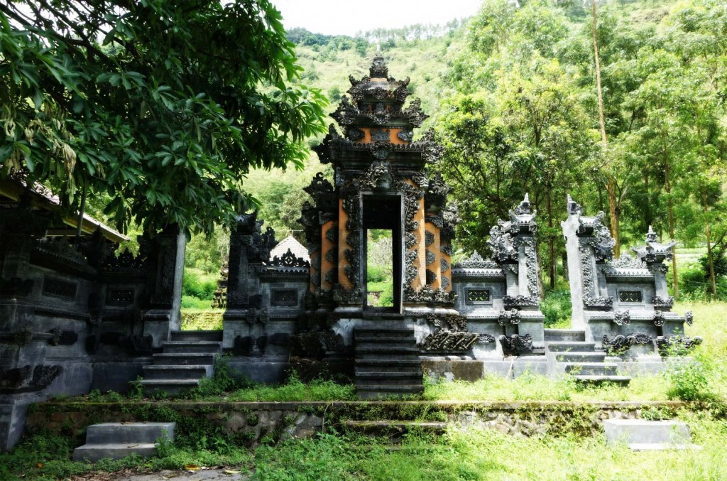 Temple Danau Batur Bali