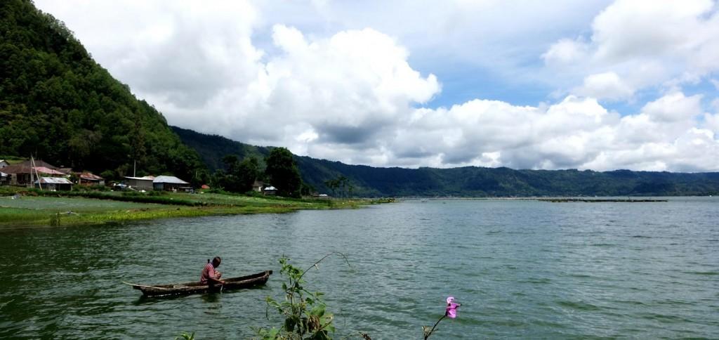 Lac Danau Batur Indonesie