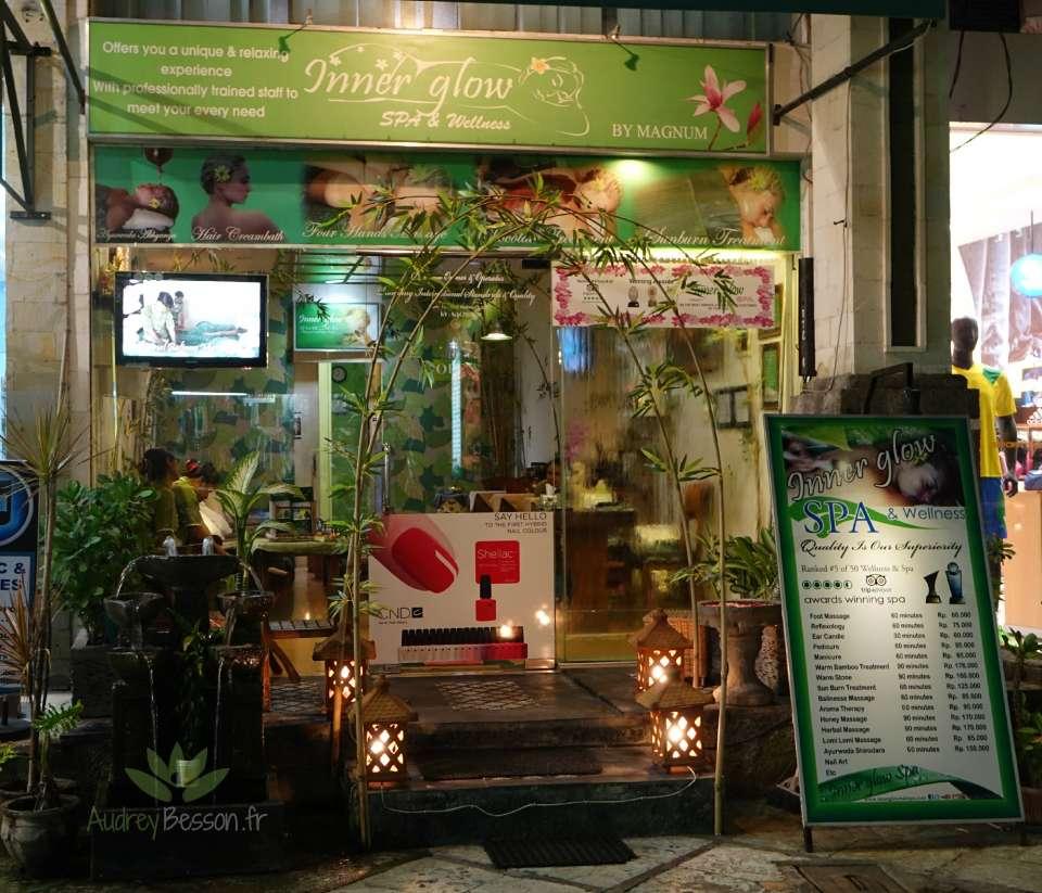 Inner Glow Kuta Massage Bali