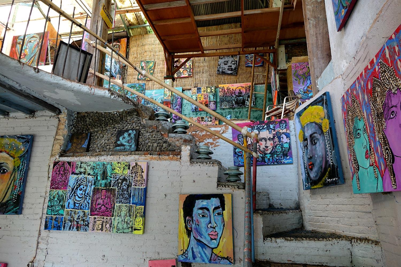 Symons Gallery ubud
