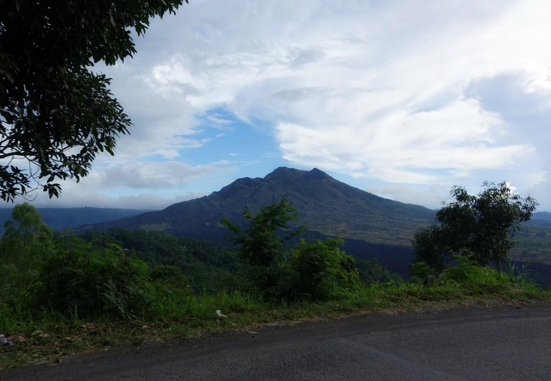 Vue Amed Mont Batur