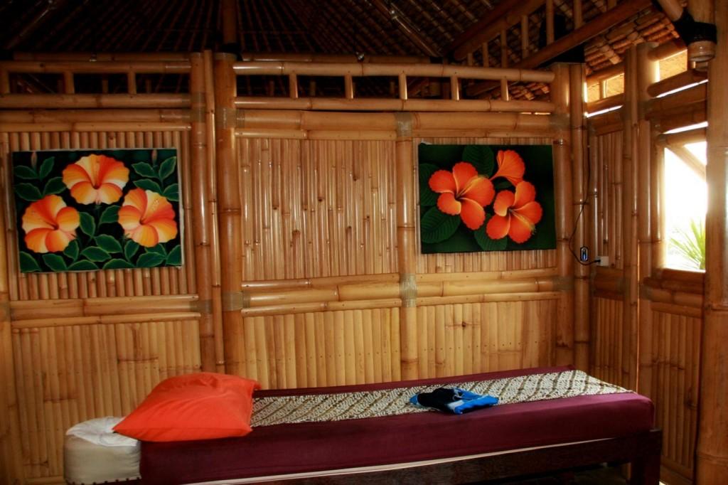 Lily's spa Ubud Bali Indonésie