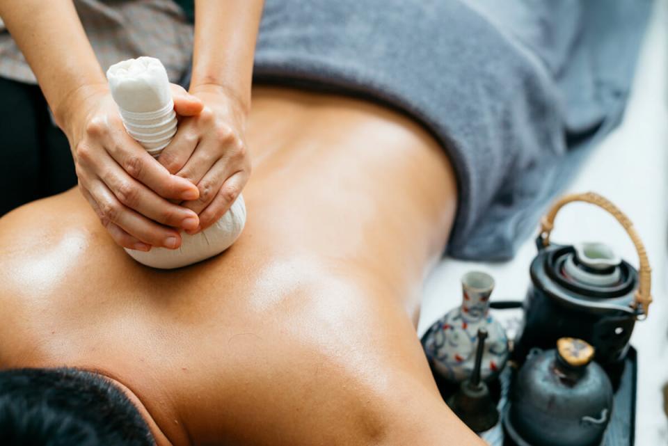 Formation Au Massage Ayurvédique Rennes Ille Et Vilaine Audrey Besson