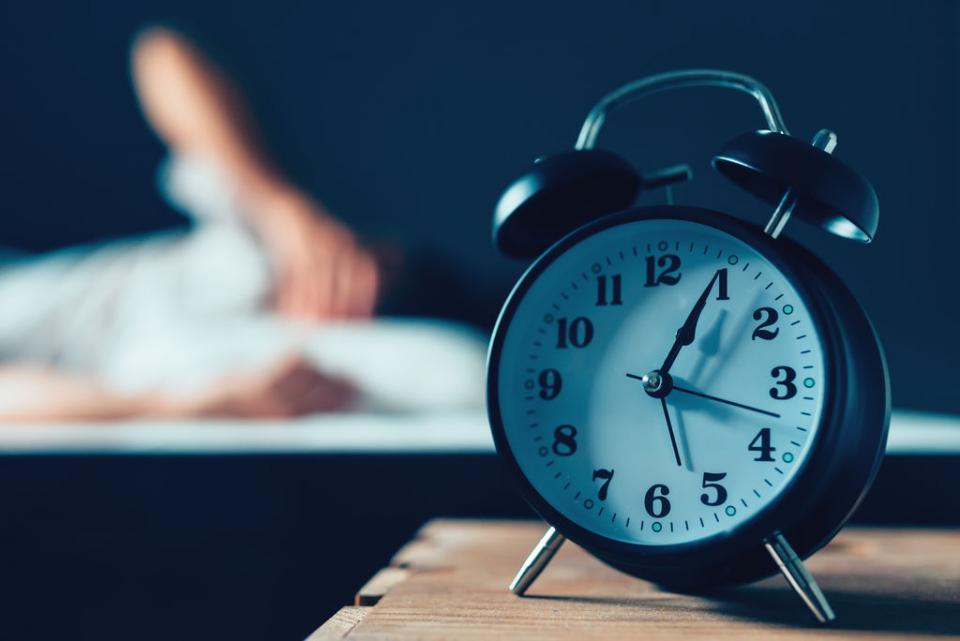 L'insomnie Et Ses Différentes Pathologies