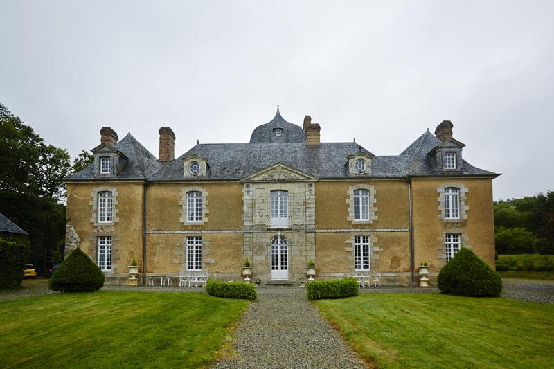 Château du bois du Glaume massage