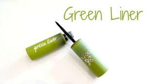 green liner boho green