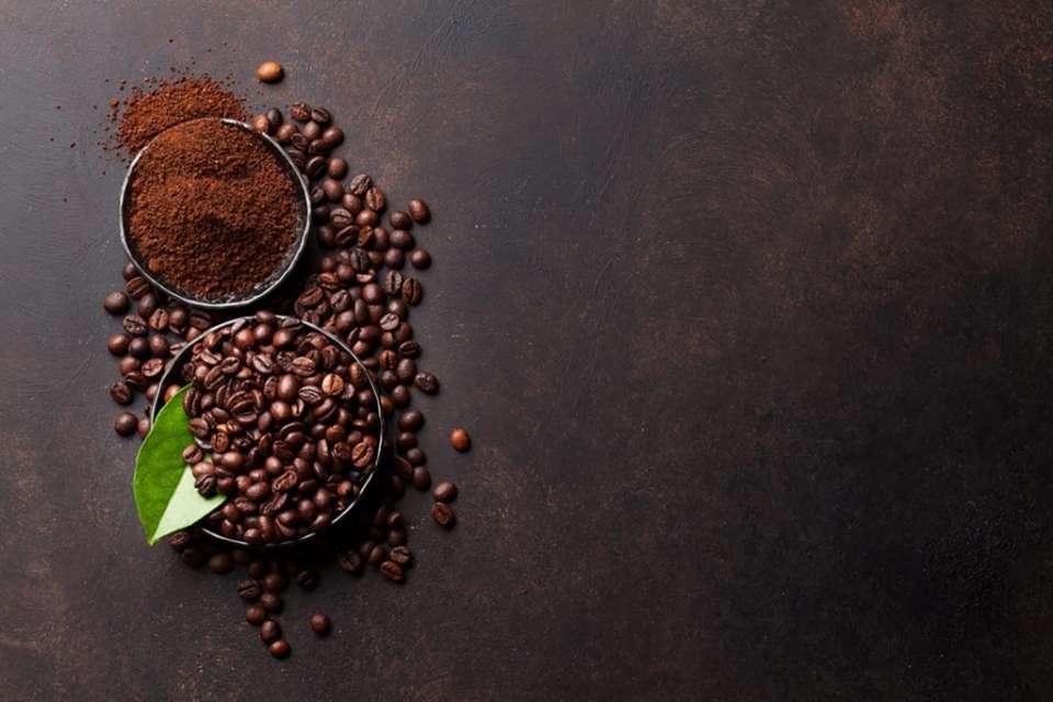 mes chouchous produits de beauté marc de café