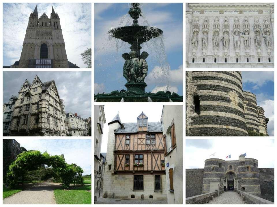 Angers photos
