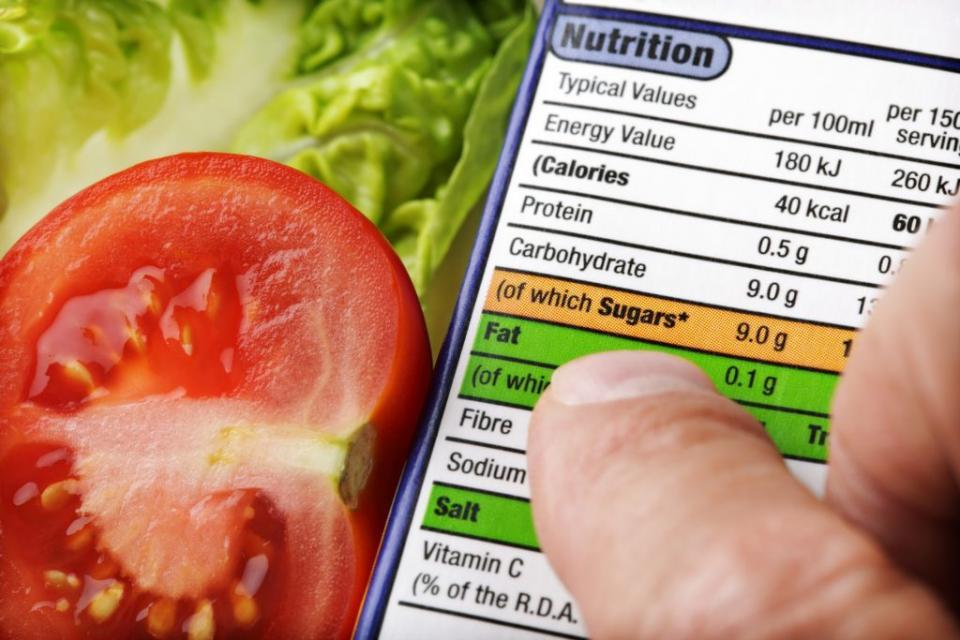 Comment Déchiffrer Les Étiquettes Alimentaires?