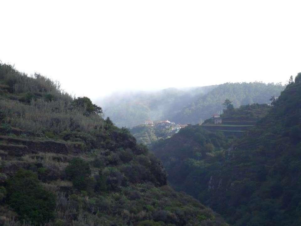 île de madère portugal montagne
