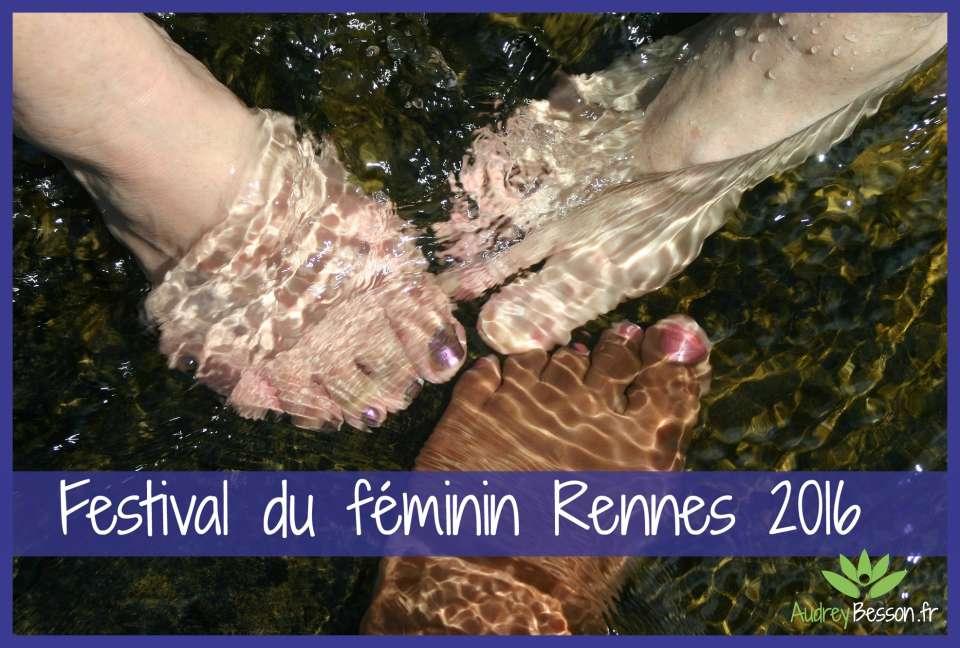 Festival du féminin Rennes 2016