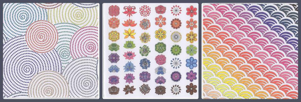 Mandala multicolor chakra betton rennes bretagne bzh 35 atelier détente zen