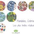 mandala artistique coloriage détente zen relaxation