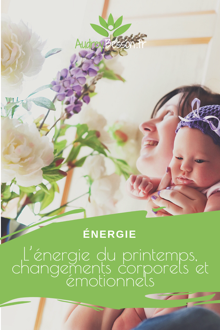 L'énergie Du Printemps, Changements Corporels Et Émotionnels
