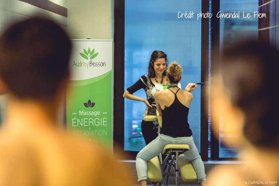 good morning rennes 2016 massage audrey besson