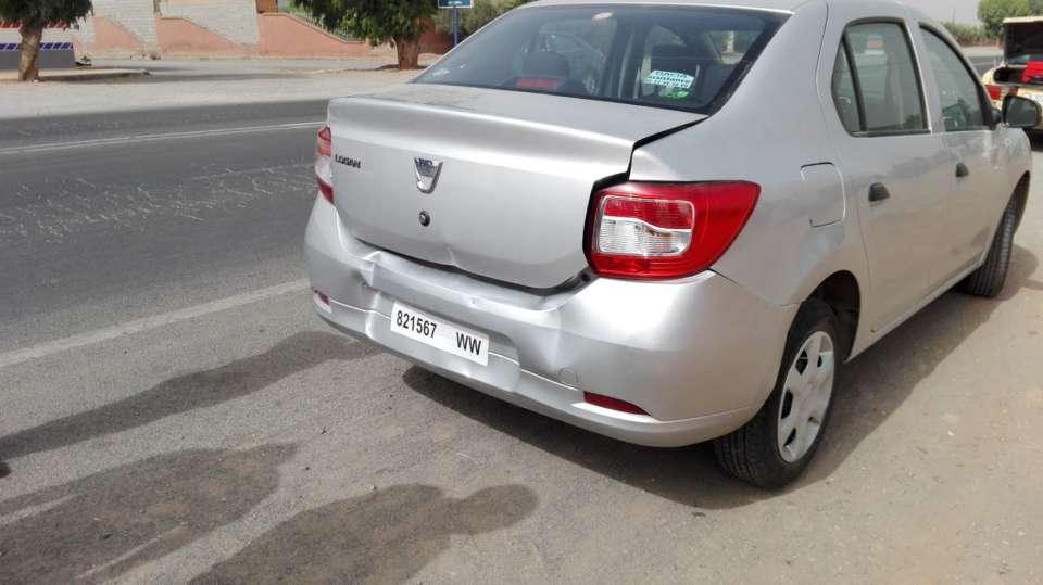 accident taxi maroc