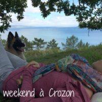un weekend à crozon