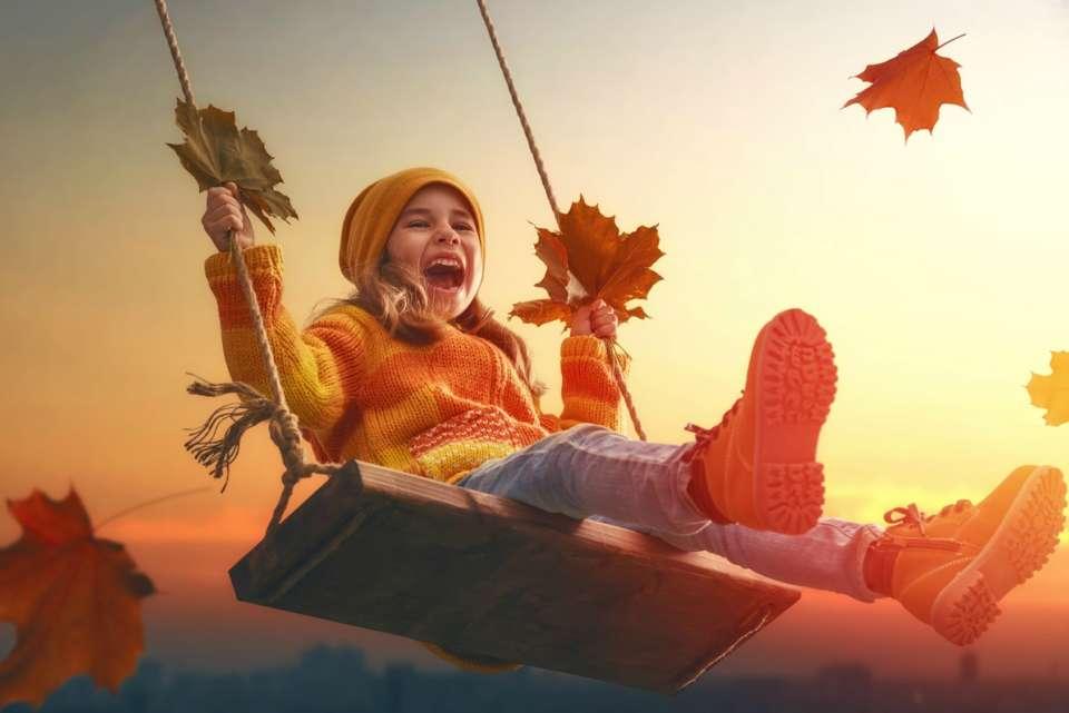 amusement-enfant-automne-feuille-medecine-chinoise-tristesse