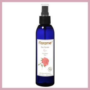 eau de rose florame tatouage naturel bio