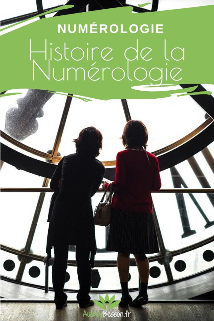 Histoire De La Numérologie