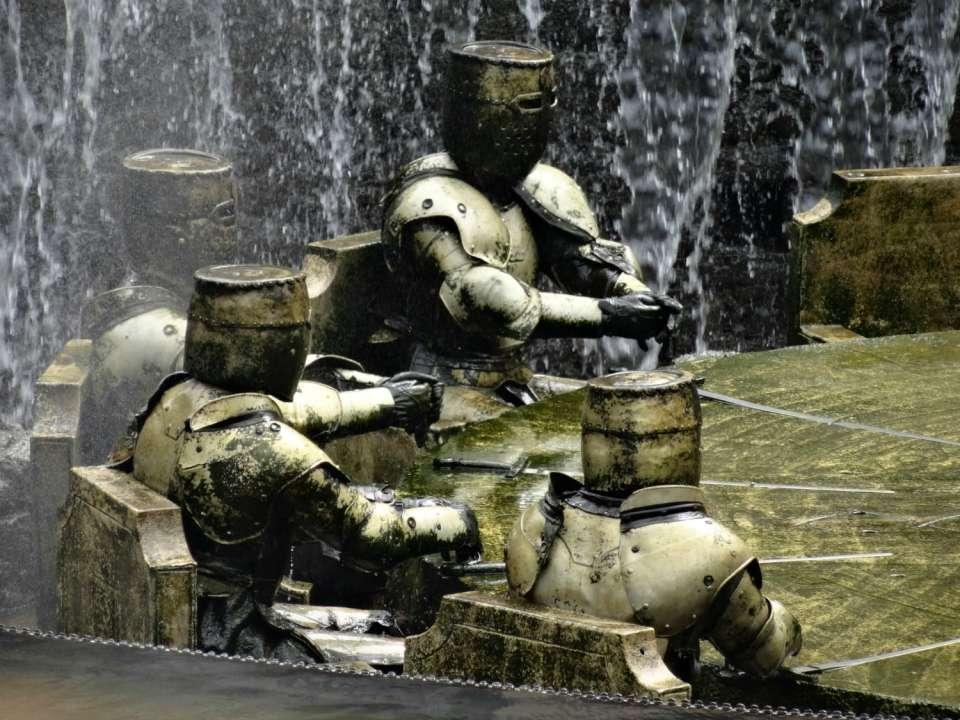 chevalier de la table ronde Puy du Fou