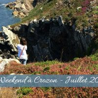 weekend à Crozon - Juillet 2017
