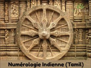 Numérologie Indienne (Tamil)