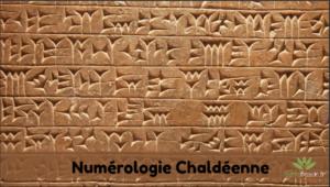 Numérologie Chaldéenne