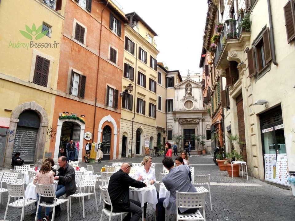 art de vivre rome italie visite place voyage