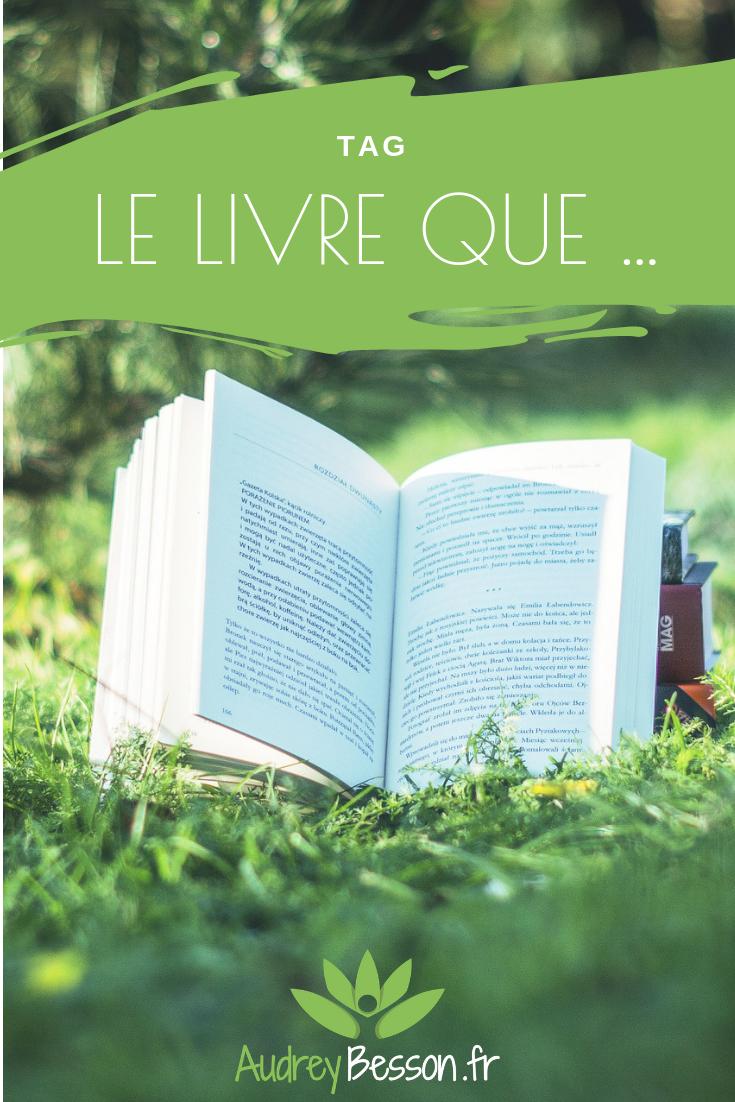 Tag Le Livre Que