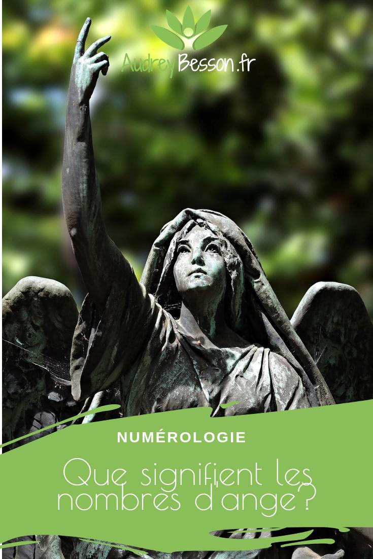 Que Signifient Les Nombres D'ange En Numérologie Astrologie