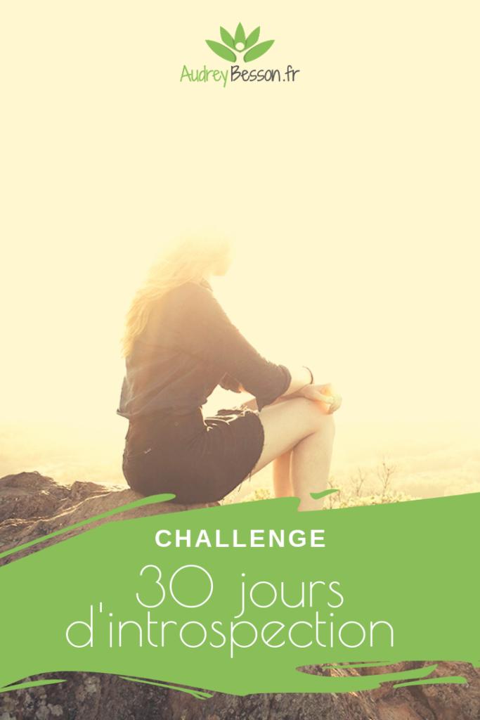 Challenge 30 Jours D'introspection