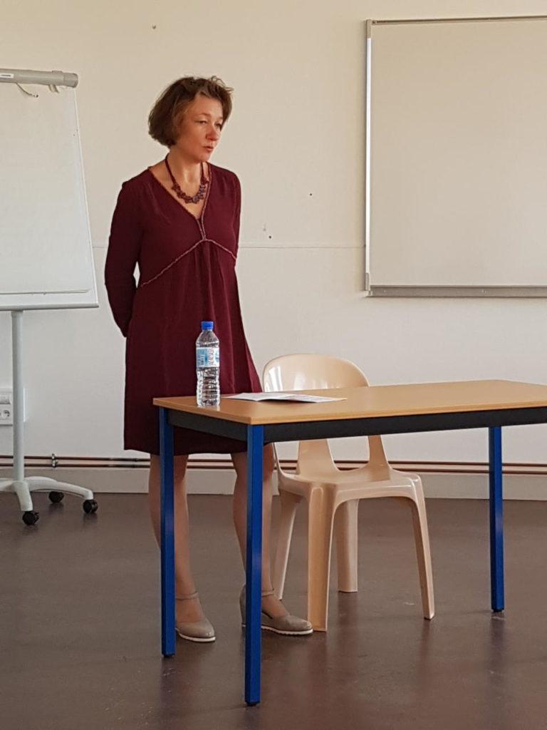 Gaelle Roussel Formatrice Bretagne Rennes Coach
