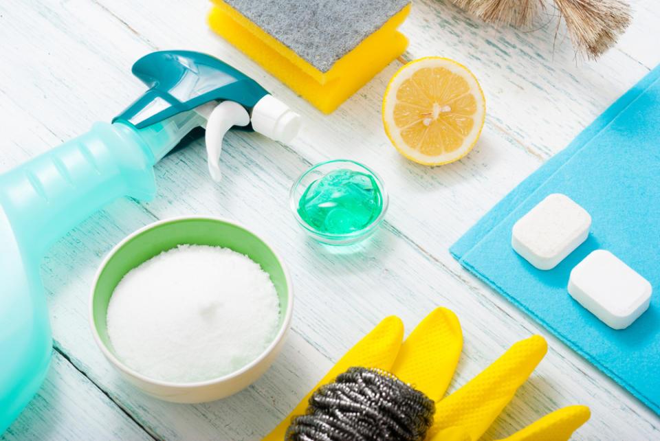 Recette Nettoyant Tablette Lave Vaisselle Diy Bio Facile Pas Cher