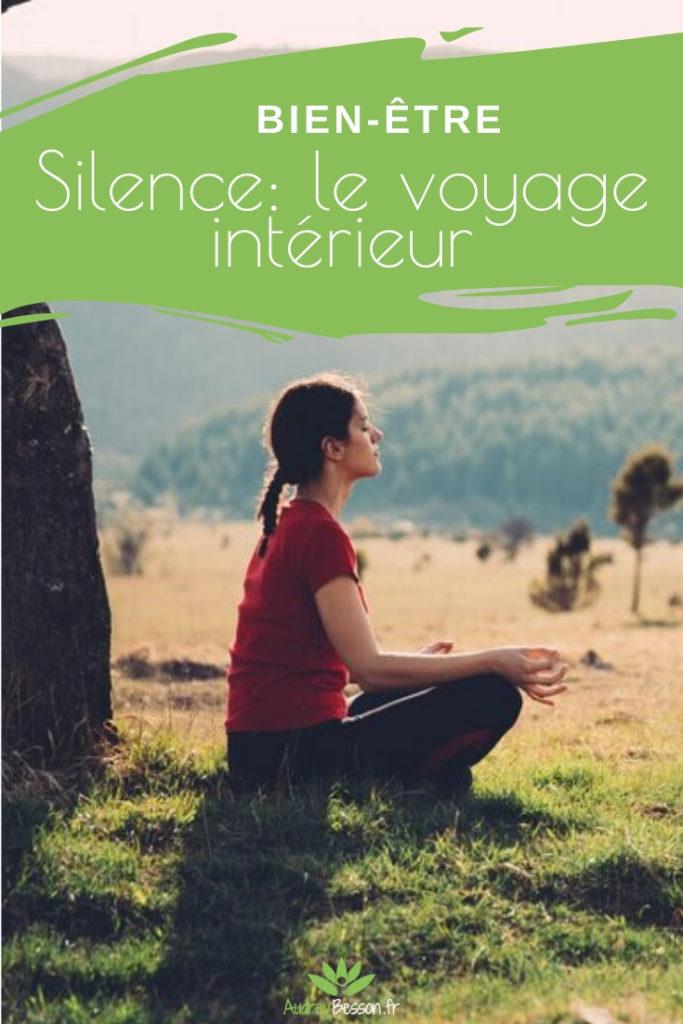 Silence Confinement Le Voyage Intérieur