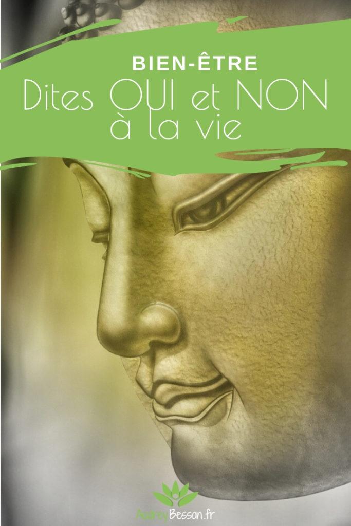 Dites Oui Et Non À La Vie Philosophie