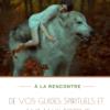 ebook a la rencontre de vos guides spirituels et animaux totems audrey besson stage exercices paiement boutique acheter
