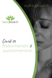Covid 19 Positionnement Questionnement Spirituel Spiritualité