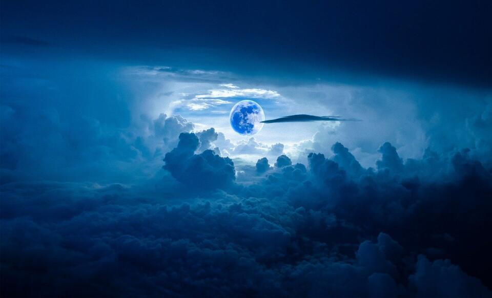 Pleine Lune Bleue Du 31 Octobre 2020 Audrey Besson Astrologie Numérologie