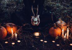 Samhain Et La Signification Spirituelle D'halloween