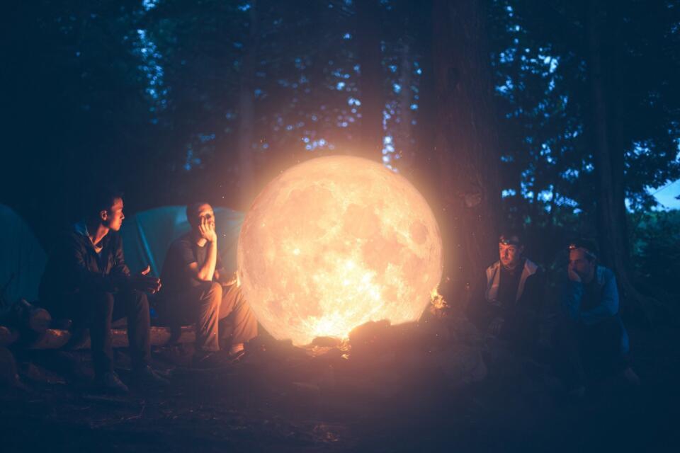 Samhain Et La Signification Spirituelle D'halloween Magie Rituel