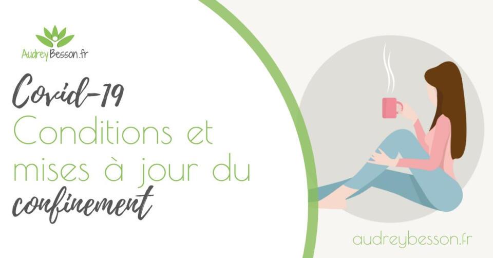 Ouverture Cabinet Conditions Et Mises À Jour Covid 19 : Second Confinement Cabinet Relaxation Rennes Audrey Besson