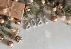 2021 Goodbye 2020 Nouvelle Année Bonne Année Happy New Year
