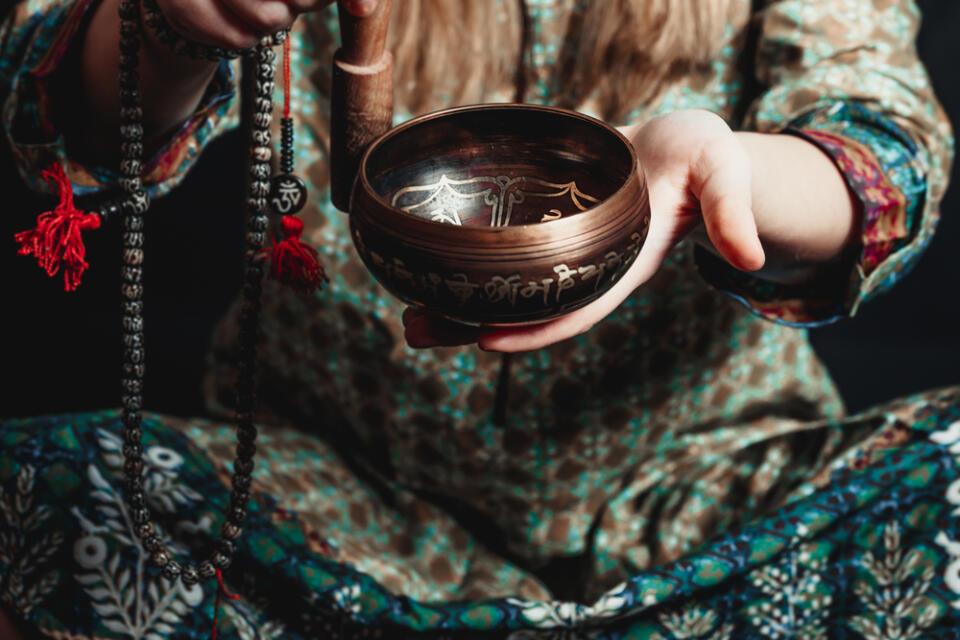 Bols Chantants Débutant Comment Utiliser Meditation Mantra