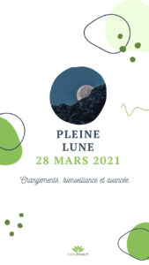 Pleine Lune Du 28 Mars 2021 Numérologie Astrologie Audrey Besson